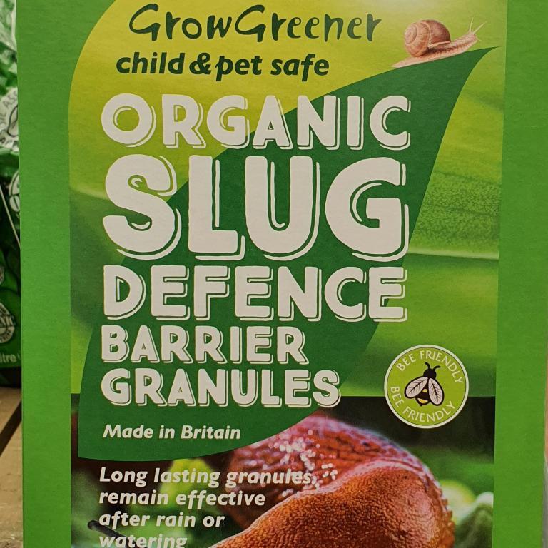 Organic Slug Defence