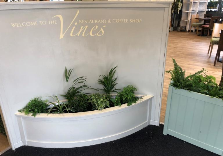 The Vines Restaurant, Chatsworth