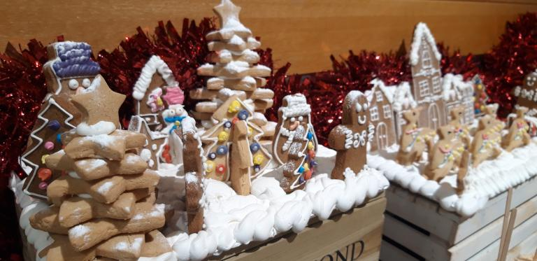Alton's Gingerbread Biscuits