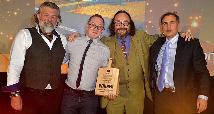 Blue Diamond Celebrate at Nationwide Housewares Innovation Awards