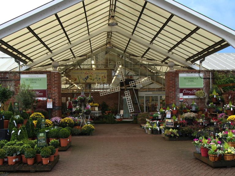 Brambridge Park Garden Centre