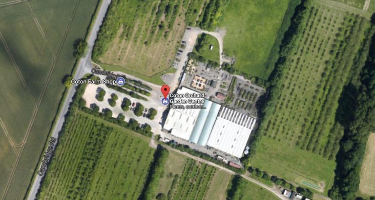 Acquisition Of Coton Orchard Garden Centre