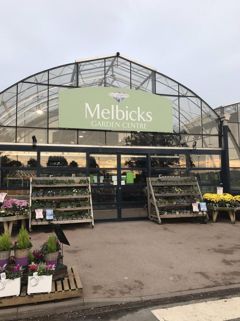 Melbicks Garden Centre