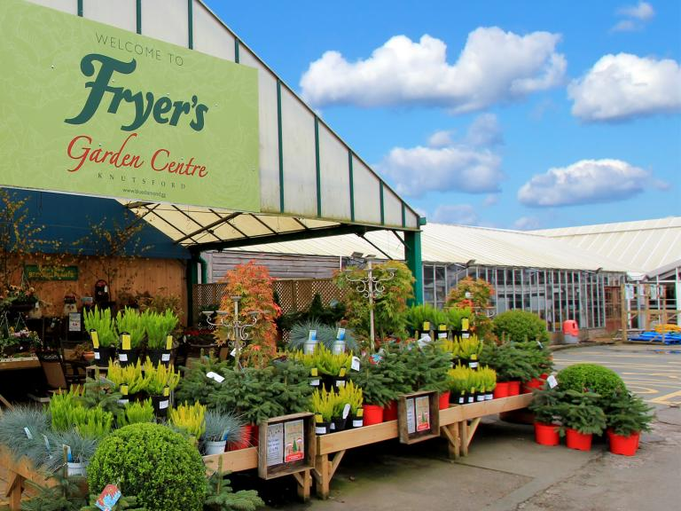 Fryer's Garden Centre