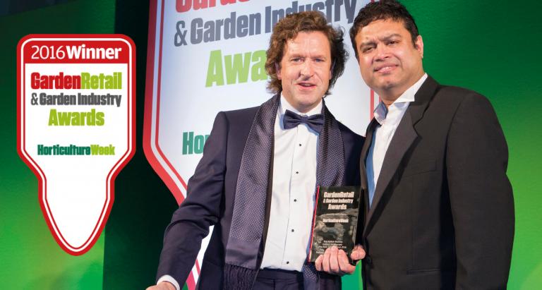 Redfields Garden Centre Wins Garden Retail Award