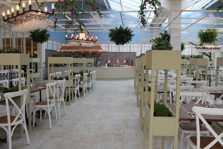 The Greenhouse Kitchen, East Bridgford