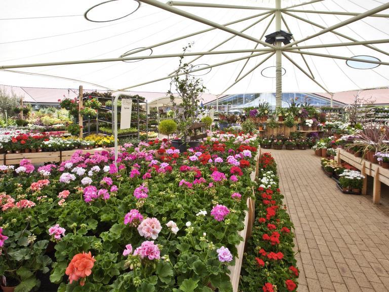 Le Friquet Garden Centre