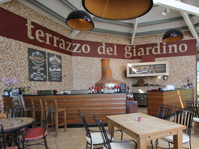 Terrazzo Del Giardino, Le Friquet
