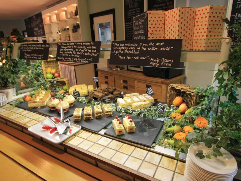 Garden Gallery Restaurant, Matlock
