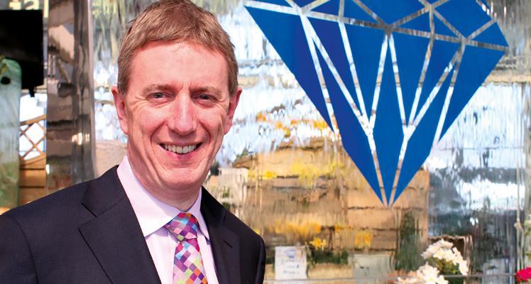 Simon Burke Joins Blue Diamond as new Chairman
