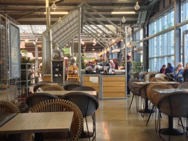 Percy Thrower's Garden Centre Restaurant