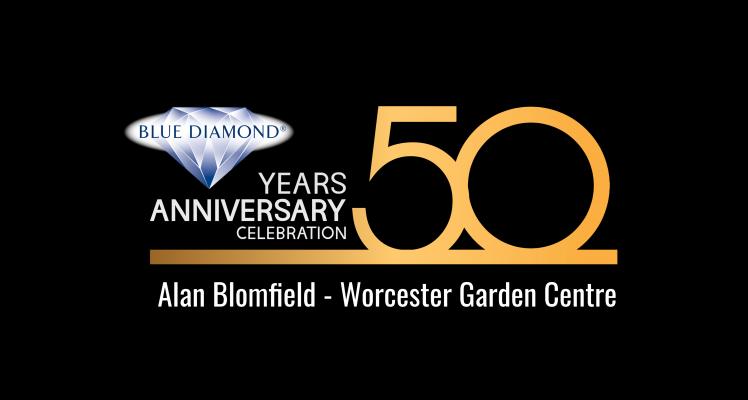 Celebrating a Long Service Award - Alan Blomfield