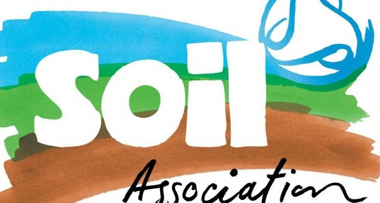 New partnership with The Soil Association