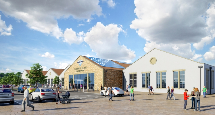 Two new build garden centres in 2021