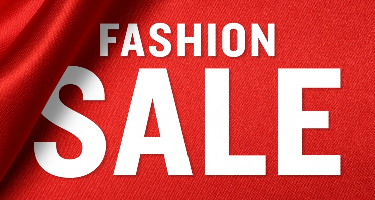Fashion Sale - Now on!