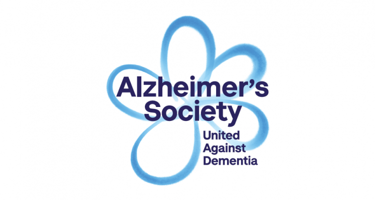 Blue Diamond supporting The Alzheimer's Society