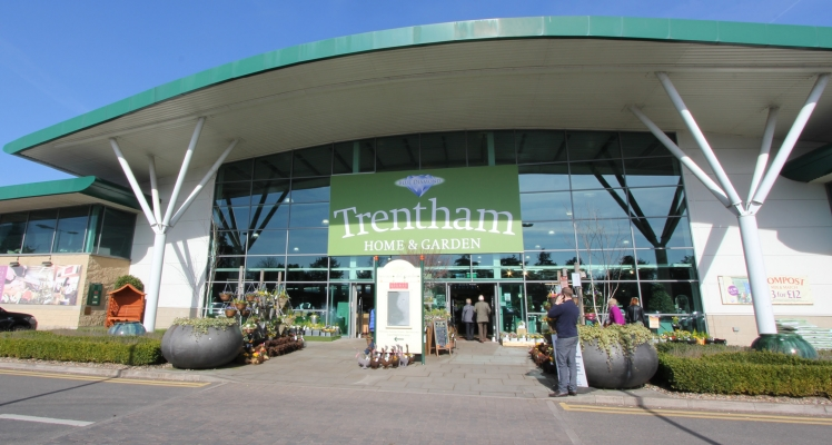 Trentham Home & Garden Refurbishment Now Complete!