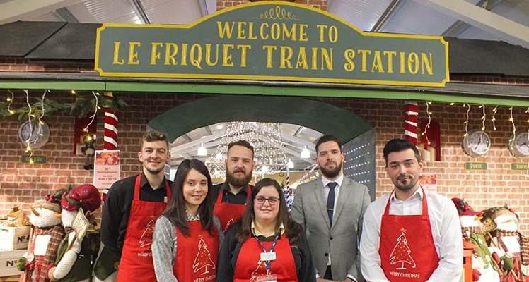 Le Friquet Steam Ahead with Two Gold Awards at 7th Annual Greatest Christmas Awards