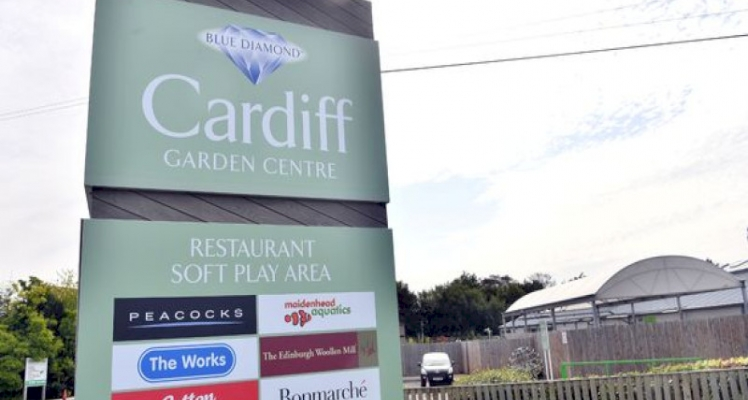 Cardiff Garden Centre Reopens