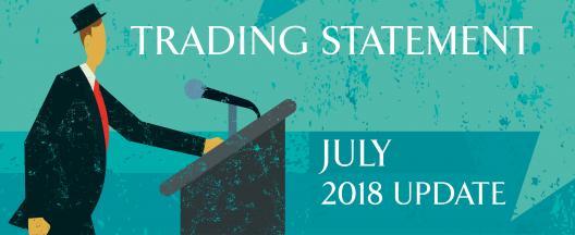Trading Statement July 2018