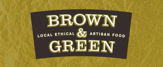 Brown & Green
