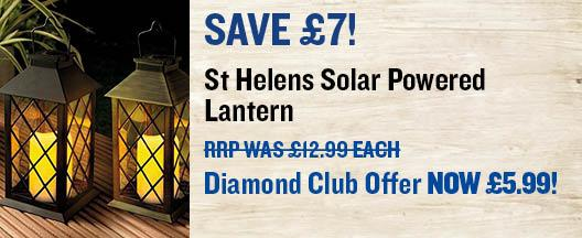 St Helen Lantern