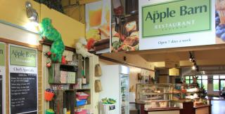 The Apple Barn Restaurant, Evesham