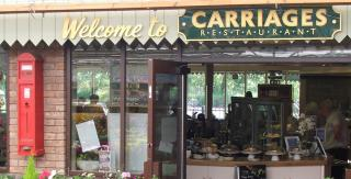 Carriages Restaurant, Trelawney